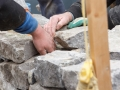 15 Dry Stone Wall Building