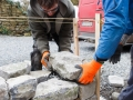 6 Dry Stone Wall Building