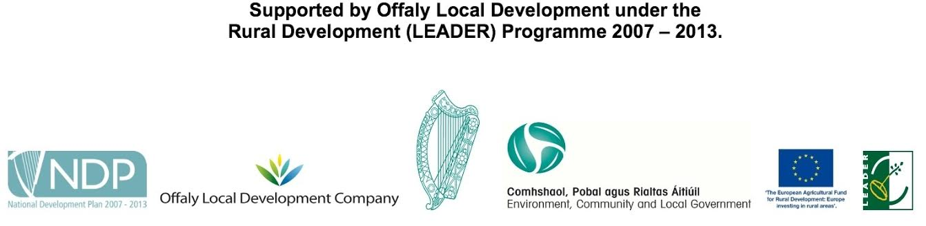 Supported by Offaly Local Development